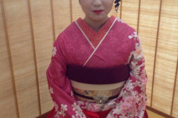 2019年の静岡創作舞妓